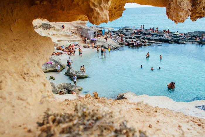 Spansk strand